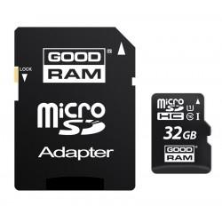 Karta pamięci microSDHC + adapter 16gb UHS1 - 10 klasa