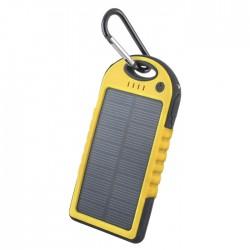 Powerbank - ładowarka solarna 5000 mah