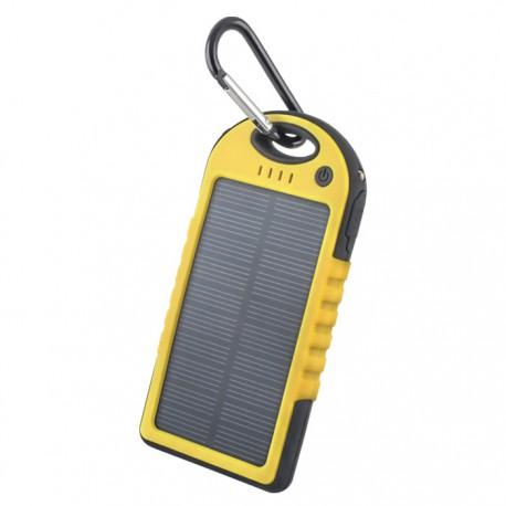 Powerbank - ładowarka solarna FOREVER 5000 mah