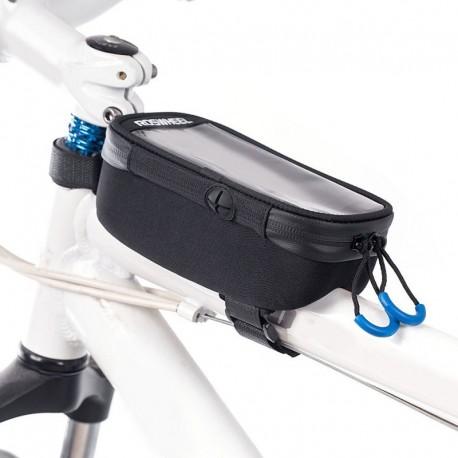 Uchwyt rowerowy na telefon z powerbankiem ROSHWHEEL