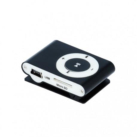 Odtwarzacz MP3 ze słuchawkami LCD / SD / FM