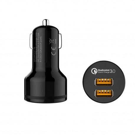 Ładowarka samochodowa Aukey CC-T8 2 x Quick Charge 3.0
