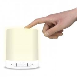 Głośnik bluetooth z lampką RGB BS-700s