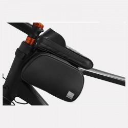 Zestaw torebek rowerowych na ramę SAHOO