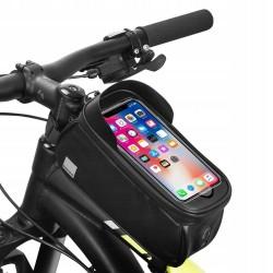 Torba rowerowa na ramę na telefon SAHOO