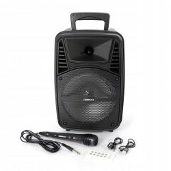 Głośnik Bluetooth 23W + mikrofon karaoke OMEGA