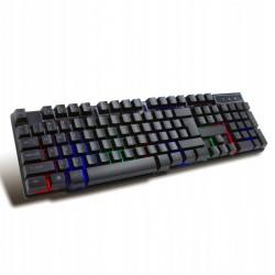 Klawiatura dla graczy VARR z podświetleniem RGB