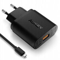 Ładowarka sieciowa Quick Charge 3.0 Aukey PA-T9