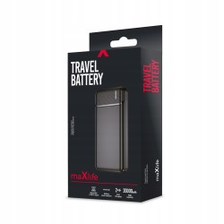 Powerbank Maxlife 20000 mAh 2xUSB 2,4A
