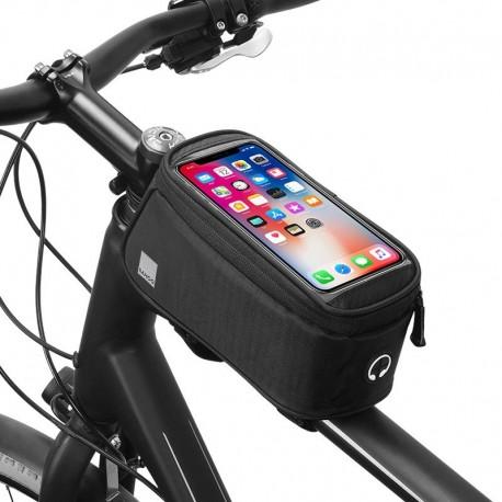 Troab rowerowa na ramę z miejscem na telefon