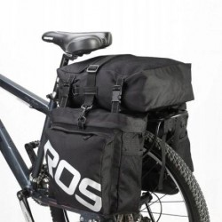 Sakwa rowerowa Torba na bagażnik ROSWHEEL 37L