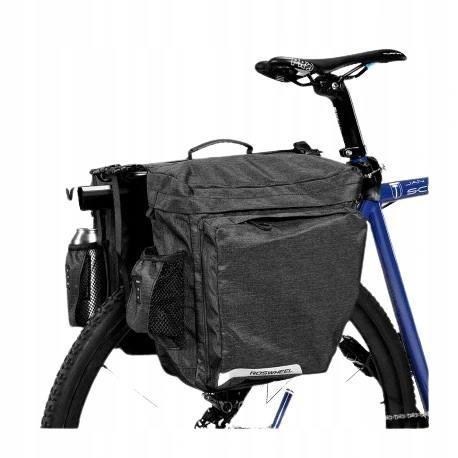 Sakwa rowerowa na bagażnik Roswheel 25L