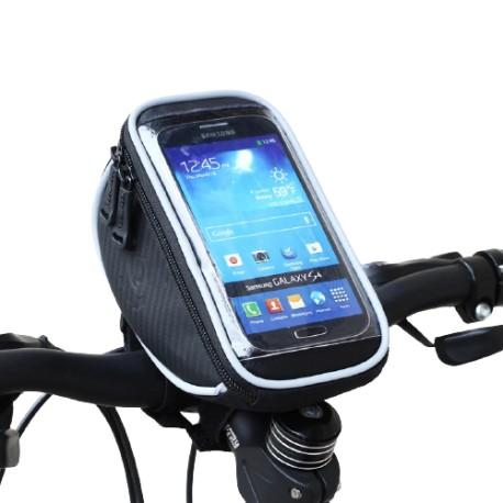 Torba rowerowa na kierownicę na telefon ROSWHEEL